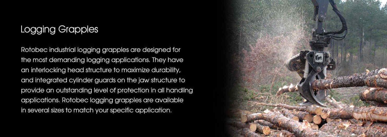 Logging Grapples