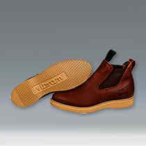 Hiker, Romeo & Mining Boots