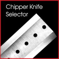 Chipper Knife Selector