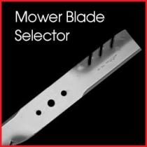 Mower Blade Selector