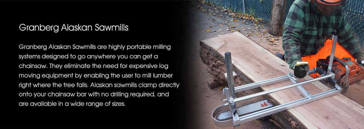 Granberg Alaskan Sawmills, Parts & Accessories