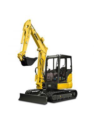 Kobelco SK45SRX-6E 37.4 HP Mini Excavator