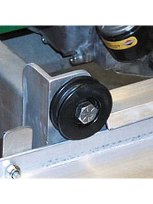 TRACK ROLLER W/BEARING (NARROW SLOT) BOLT/NUT
