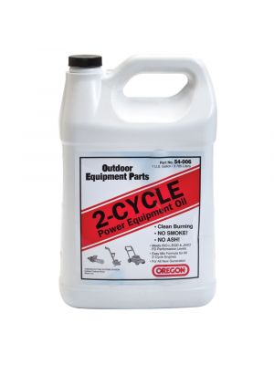 Oregon 2-Cycle Oil (1 Gallon Bottle)