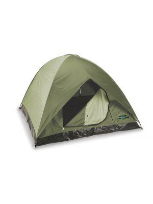 Trophy Hunter Tent- 7' X 7' X 54 Drk Olive/Tan
