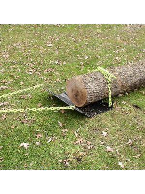 Timber Tuff Log Skidding Plate