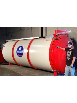 WTM Vaglio ESP Wide Continuous Vacuum Dry Kiln